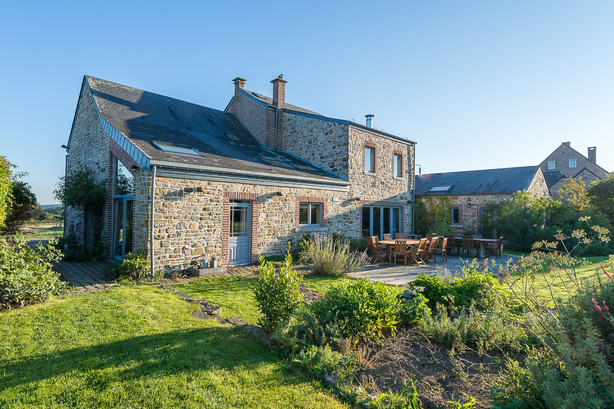 Champ du coq: charming country cottage in the province of Namur, Belgium