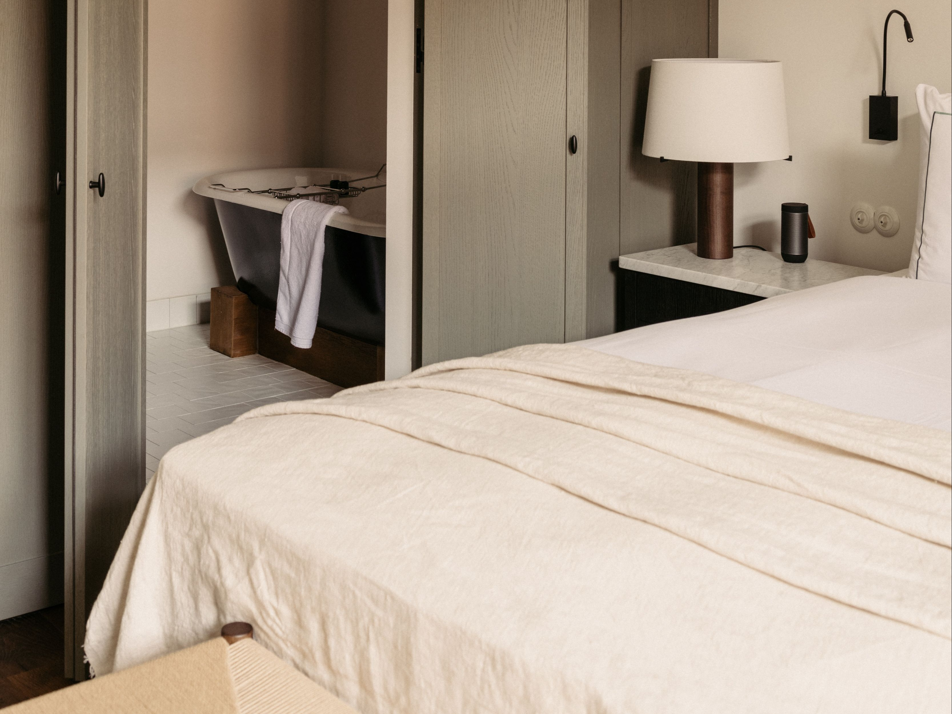 High-end design boutique hotel in Antwerp, Belgium