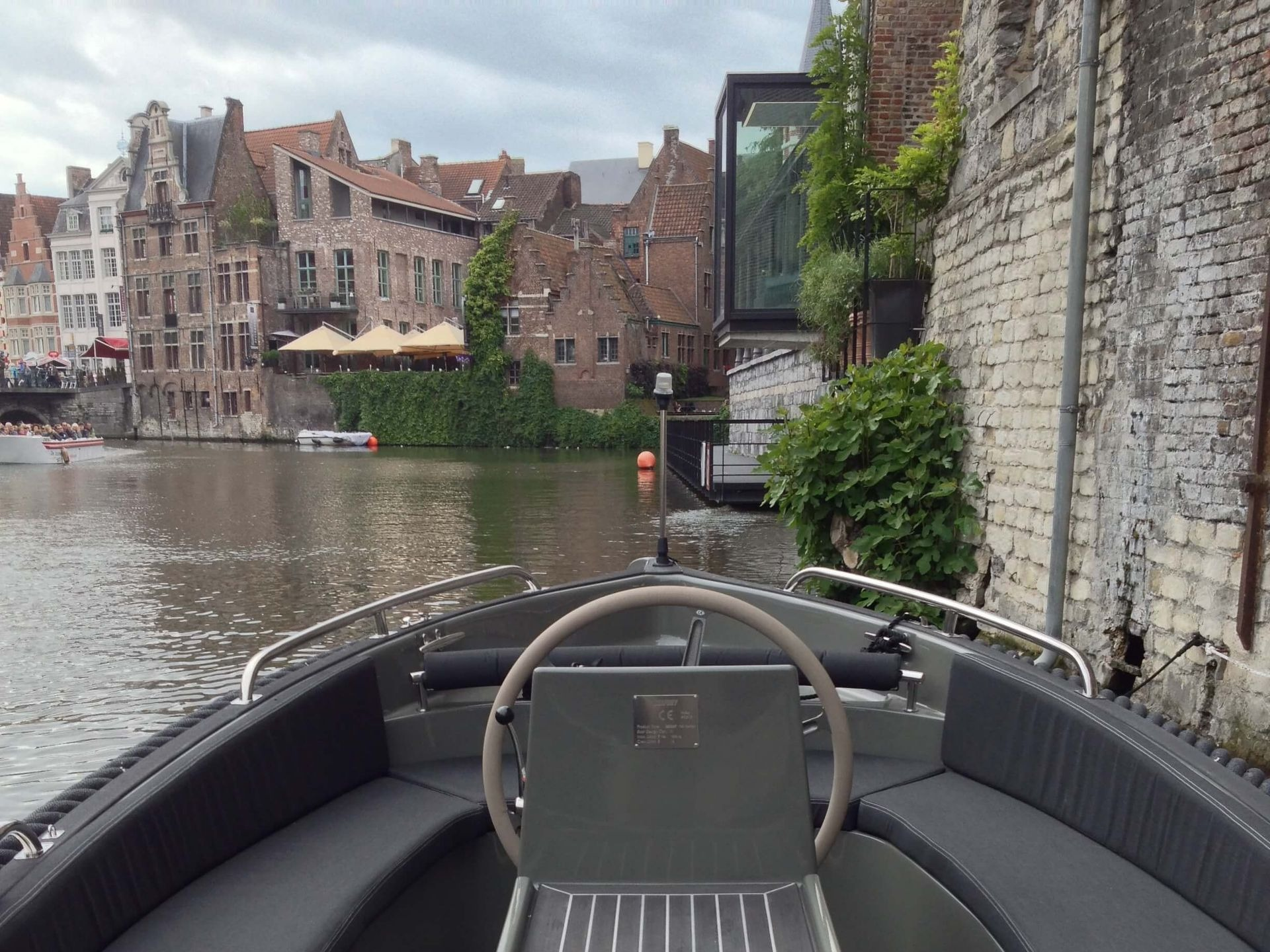 Bed and Breakfast in Ghent