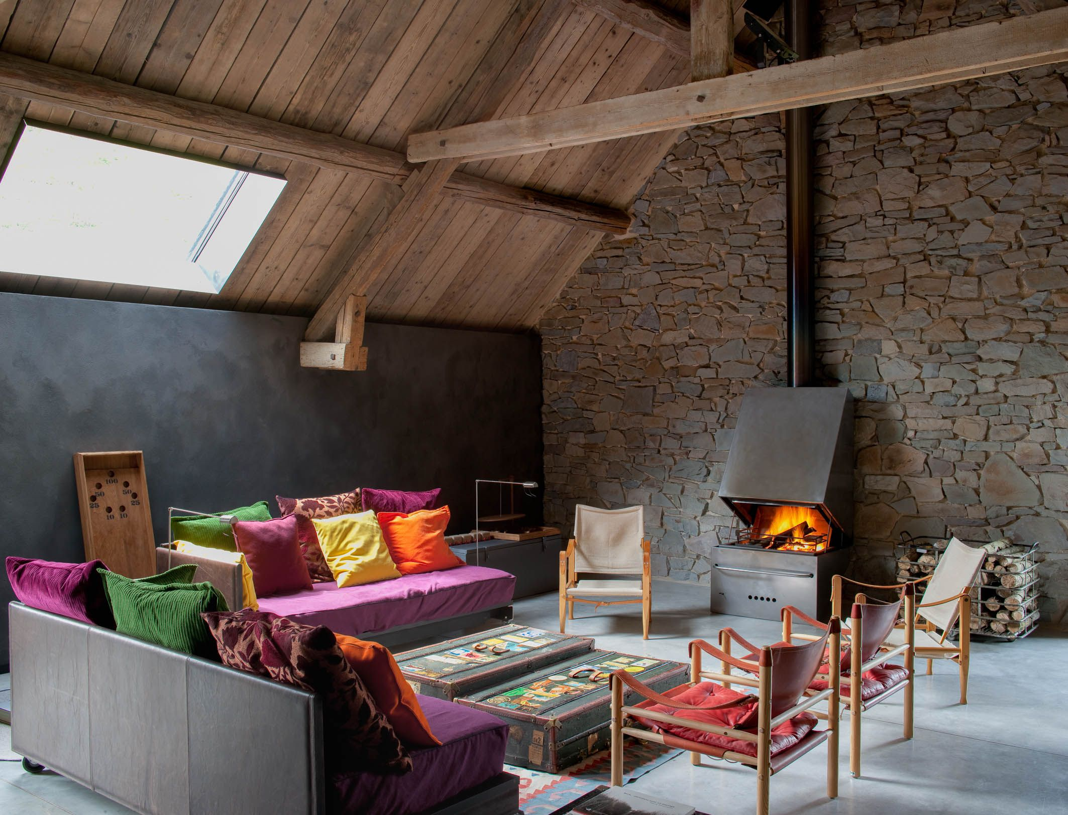 Design Gites in the Belgian countryside